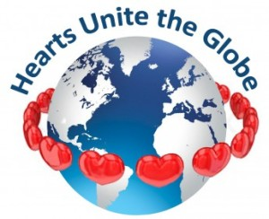 Hearts Unite the Globe Fundraiser April 19, 2015