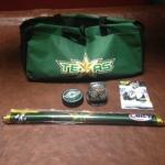 Texas Stars Gift Basket